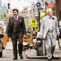 FIRST LOOK - Alfred Molina, John Lithgow on Set of LOVE IS STRANGE