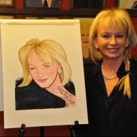 Photo Coverage: MAMMA MIA! Creator Judy Craymer Receives Sardi's Portrait