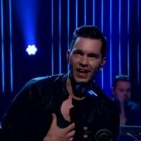 VIDEO: Andy Grammer Performs 'Honey, I'm Good' on JAMES CORDEN