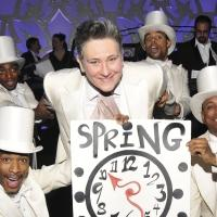 Photo Flash: k.d. lang and Company Remind New Yorkers to 'Spring Forward' AFTER MIDNIGHT