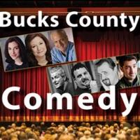 Tina Giorgi, Scott Bruce and More to Headline Bucks County Playhouse's March 2014 Comedy Lineup