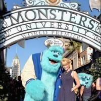 Photo Flash: L.A. Premiere of Disney's MONSTERS UNIVERSITY