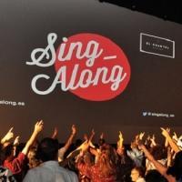 'Sing-Along' se instala en el centro de Madrid y Barcelona