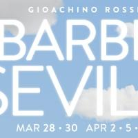 The Dallas Opera Presents THE BARBER OF SEVILLE, Now thru 4/13