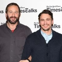 Photo Coverage: OF MICE AND MEN's James Franco and Chris O'Dowd Stop by 'TimesTalks'