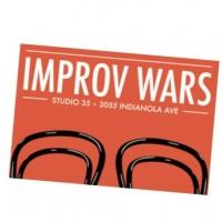 IMPROV WARS to Close 2014-15 Season Next Month