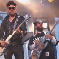 VIDEO: Chromeo Performs 'Jealous' & 'Come Alive' on KIMMEL