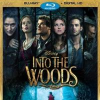 INTO THE WOODS Available On Blu-ray, DVD & Digital HD Today