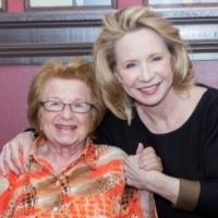 Photo Coverage: BECOMING DR. RUTH'S Debra Jo Rupp Meets the Press!