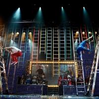 Photo Flash: RECYCLED PERCUSSION Opens with a Bang at The Quad Resort & Casino