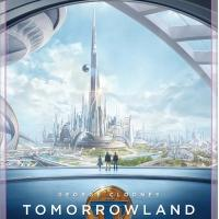 Walt Disney Shares New IMAX Poster Art for TOMORROWLAND
