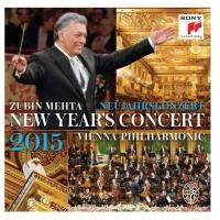 Sony Classical Announces Release of The 2015 New Year's Concert With The Vienna Philharmonic and Zubin Mehta