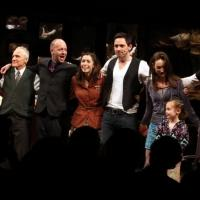 Photo and Video Flashback: Broadway Bids Adieu to ONCE; Final Performance Set for 1/4