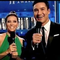 Eva Longoria, Mario Lopez Host 2014 NCLR ALMA AWARDS Tonight