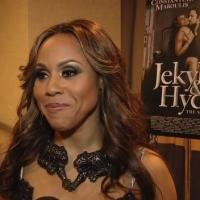BWW TV Flashback: Deborah Cox, Constantine Maroulis and More Talk JEKYLL AND HYDE Opening Night- One Week 'Til Closing!