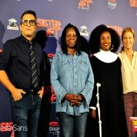 PHOTO FLASH: Whoopi Goldberg llega a Barcelona para el estreno de Sister Act