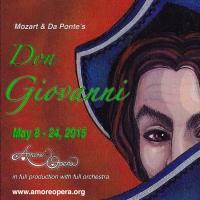 Amore Opera to Present Mozart's DON GIOVANNI