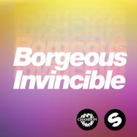 Borgeous Releases 'Invincible' Remix EP feat. Dexcell