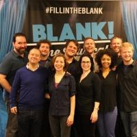 Inside the Rehearsal Studio for BLANK! THE MUSICAL