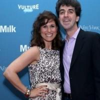 Photo Flash: Jason Robert Brown & Stephanie J. Block Perform at Vulture Festival