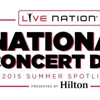 Live Nation Announces First-Ever National Concert Day This May
