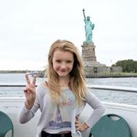 Photo Flash: Meet the Star of LIBERTY- Abigail Shapiro!