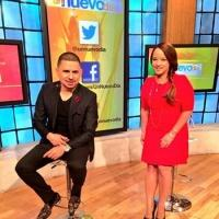 Telemundo's UN NUEVO DIA  Nominated for Daytime Emmy Award