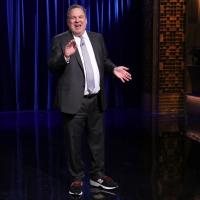 VIDEO: 'The Goldberg's Star Jeff Garlin Does Stand Up on TONIGHT SHOW