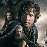 First Look - Poster Art for THE HOBBIT: THE BATTLE OF THE FIVE ARMIES