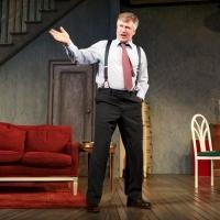 Photo Flash: First Look at Alec Baldwin, Tom Sturridge and Ben Foster in ORPHANS on Broadway!