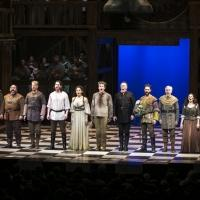 BWW TV: Inside Opening Night of THE HUNCHBACK OF NOTRE DAME at Paper Mill with Michael Arden, Patrick Page, Stephen Schwartz & More!