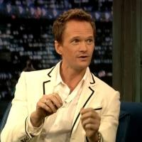 VIDEO: Neil Patrick Harris Talks Tonys, Moving Back to NYC and More on JIMMY FALLON