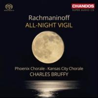 Kansas City, Phoenix Chorales Release RACHMANINOFF: ALL-NIGHT VIGIL Recording Today