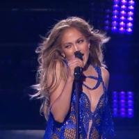 VIDEO: Jennifer Lopez Performs New Single 'First Love' on AMERICAN IDOL