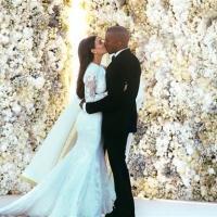 Photo Flash: Photos & Details of Kim Kardashian & Kanye West's $2.8M Wedding!