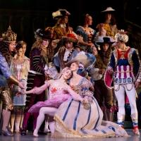 FLASH FRIDAY: Tchaikovsky's THE SLEEPING BEAUTY Is Roused In Cinemas, 3/20