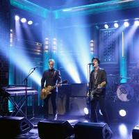 VIDEO: Johnny Marr Performs 'Easy Money' & More on TONIGHT SHOW