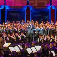 Photo Flash: Norm Lewis, Douglas Hodge, Meredith Monk and More in Concert with Young People's Chorus of NYC