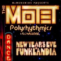 The Motet Announces 'New Year's Eve in Funklandia' at Portland's Crystal Ballroom