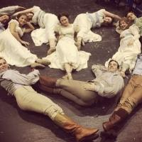 Photo Flash: Saturday Intermission Pics- Feb. 14- Broadway Celebrates Valentine's Day!