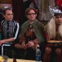 TBS Airs Four Special Halloween Episodes of BIG BANG THEORY Today