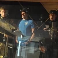 Exclusive Photo Coverage: ROCK OF AGES Cast Records for Carols For A Cure