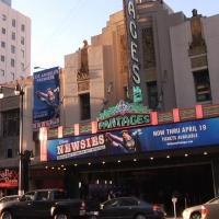 BWW TV: NEWSIES Tour Makes a Stop at LA's Pantages Theatre!