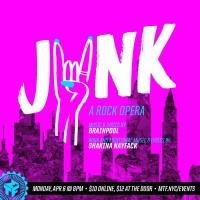 Musical Theatre Factory to Host Development Reading of JUNK: A ROCK OPERA
