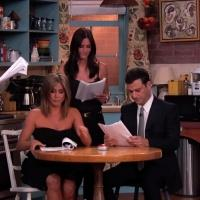 'Friends' Reunion Video is 3rd-Most Watched KIMMEL YouTube Clip This Season; Watch Video!