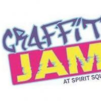 Graffiti Jam Set for This Weekend at Spirit Square