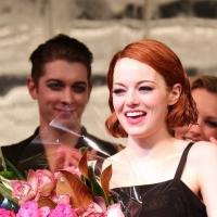 BWW TV: Emma Stone Takes Her First Broadway Bows in CABARET!
