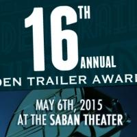 FURIOUS 7 Among Nominees for 16th Annual Golden Trailer Awards; Full List!