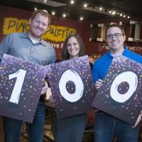 Pinot's Palette Announces it's Awarded its 100th Franchise Agreement