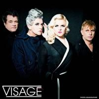 Visage Releases New Album HEARTS AND KNIVES Today